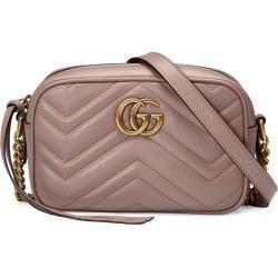 Mini-Tasche Gg Marmont aus Matelassé Gucci