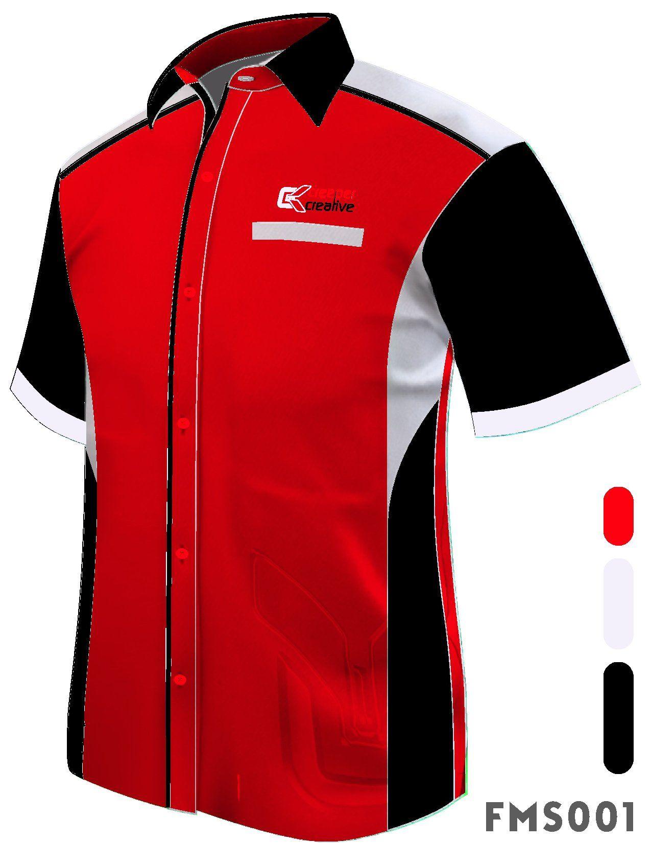 Order Fms001 Creeper Creative Mens Short Sleeve F1 Shirt