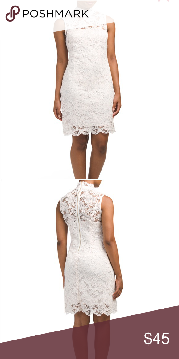 ff637f5ba5aa3 Hope   Harlow floral lace dress NWT 4