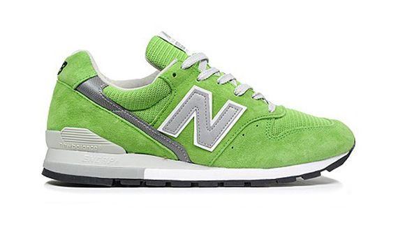 new balance 996 grey green