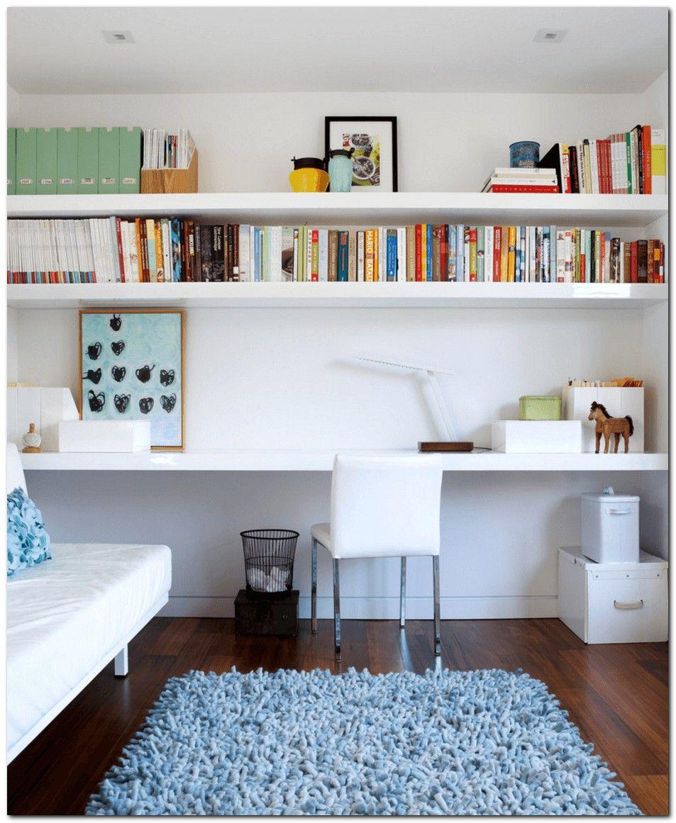 100 modern wall mounted desk ideas shelves in bedroom on wall mount bookshelf id=57081