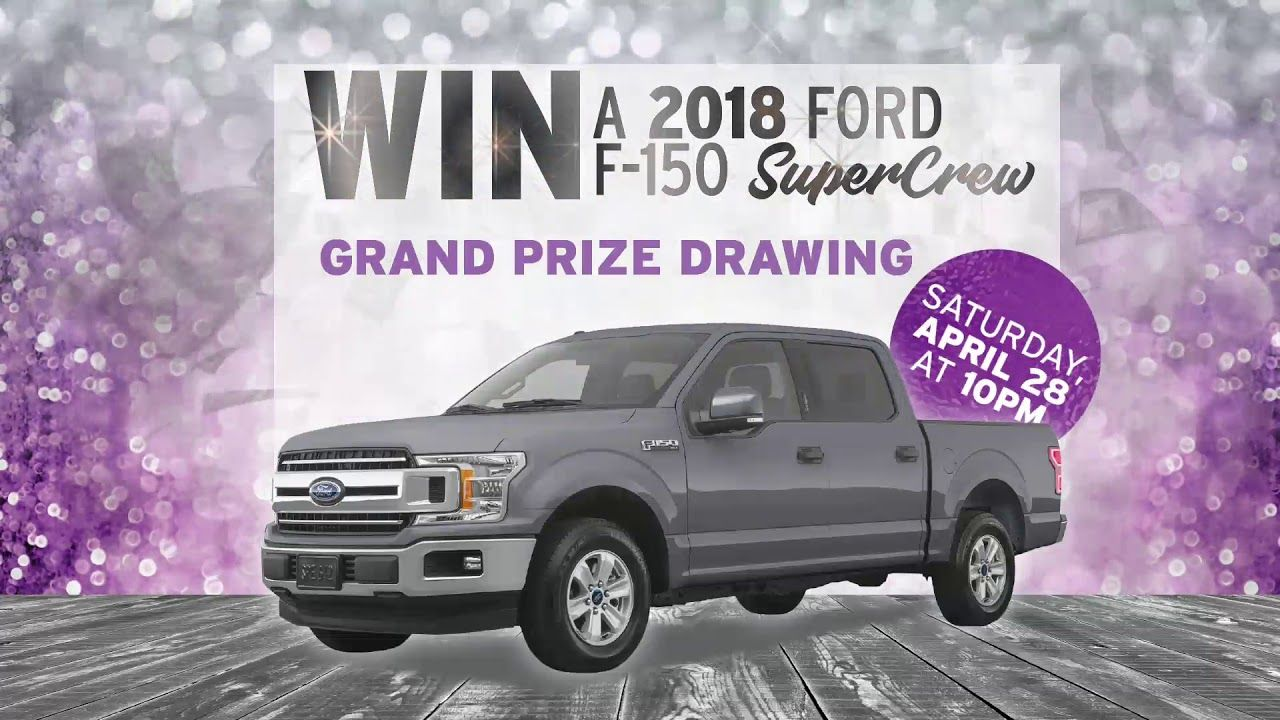Win A 2018 Ford F 150 From Cypress Bayou Casino Hotel Casino Hotel Cypress Ford F150
