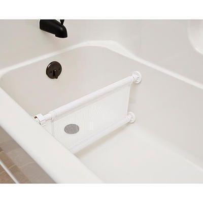 NEW MOMMYS HELPER BABY KID BATH TUB SAFETY GATE DIVIDER   KEEPS