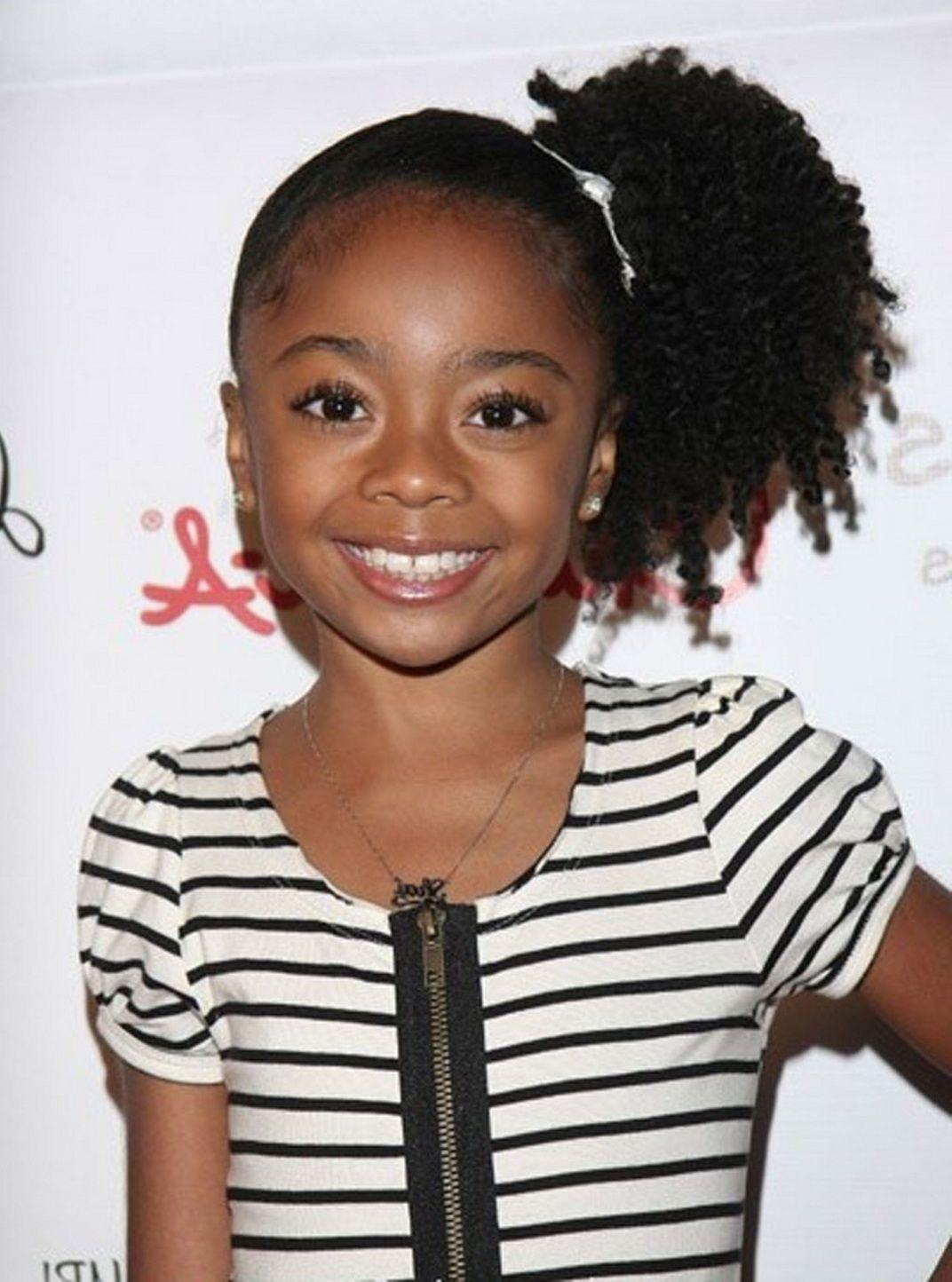 Sensational 1000 Images About Hairstyles On Pinterest Black Little Girls Short Hairstyles Gunalazisus