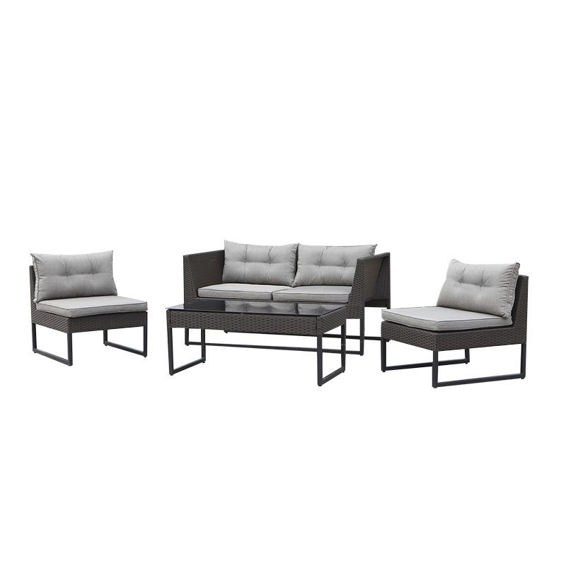 Lawn Furniture · London Drugs Hallstatt 4-Piece Conversation Set - AP3614 - London  Drugs - London Drugs Hallstatt 4-Piece Conversation Set - AP3614 - London