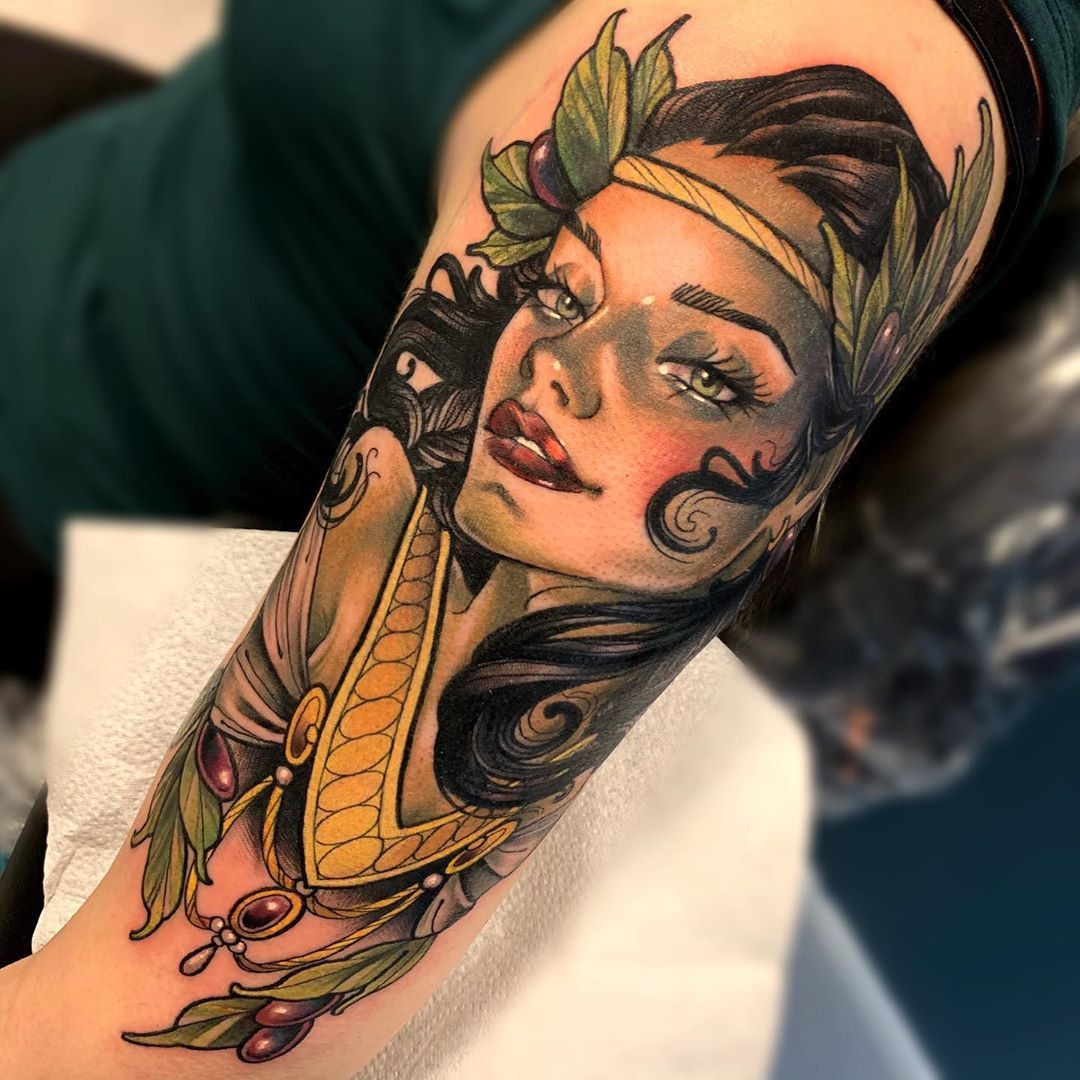 38 Aphrodite Tattoos Ideas You Will Love Aphrodite Tattoo Tattoos Beautiful Tattoos