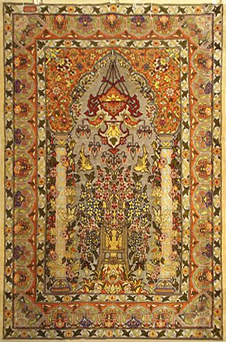 Antique Persian Rugs French Tapestry From Nejad S Private Collection In 2020 Antique Persian Rug Rugs Persian Rug