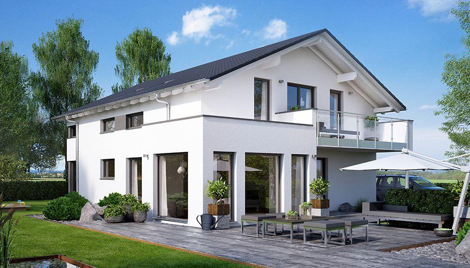 Solution 87 V7 von Living Haus by Bien-Zenker Cubus Haus - bien zenker haus