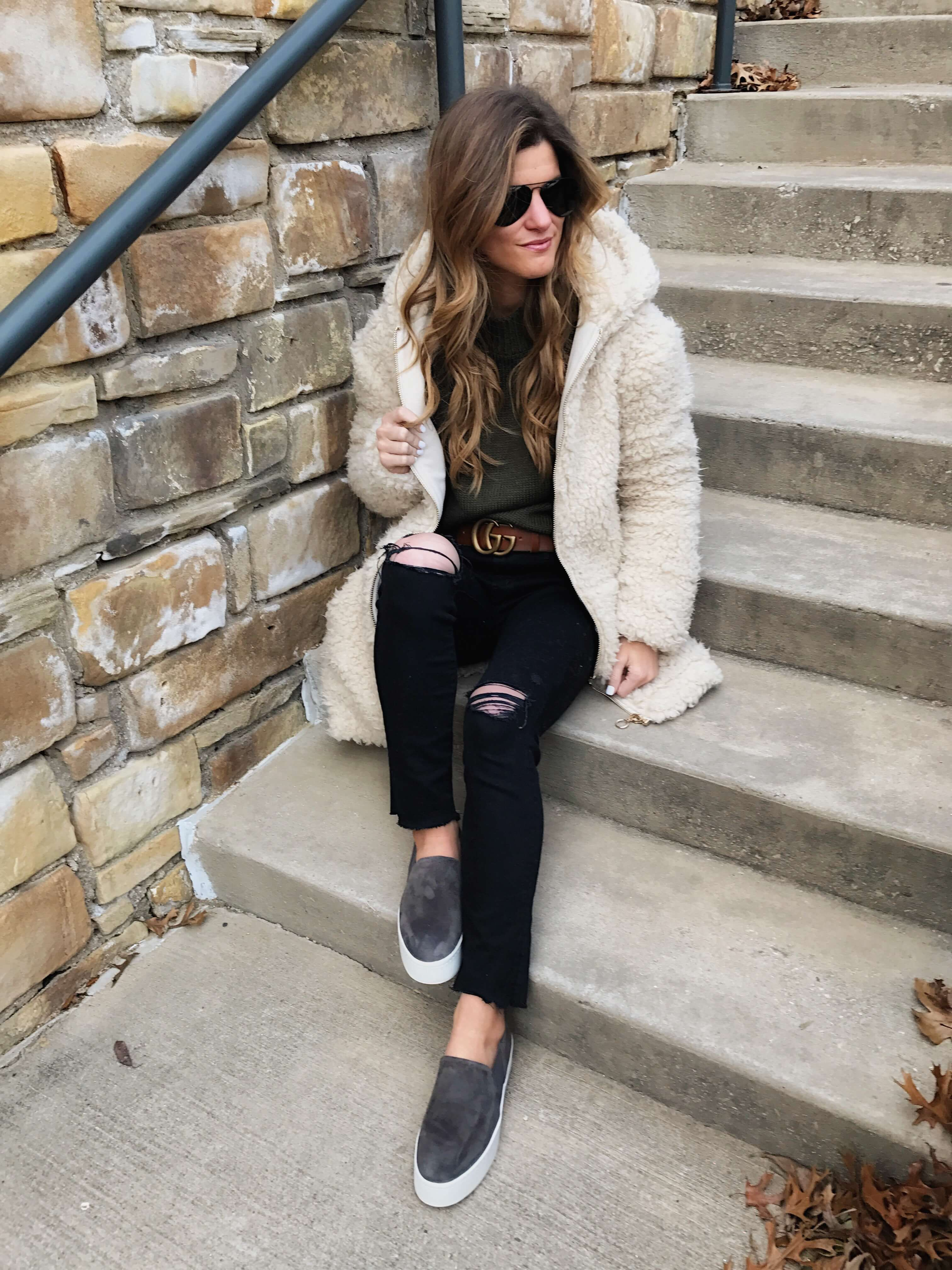 434a57ede91 The Best Teddy Coats Right Now
