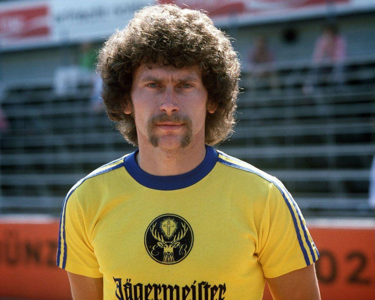 Paul Breitner Eintracht Braunschweig 1977 78 Soccer Guys World Football Soccer Players