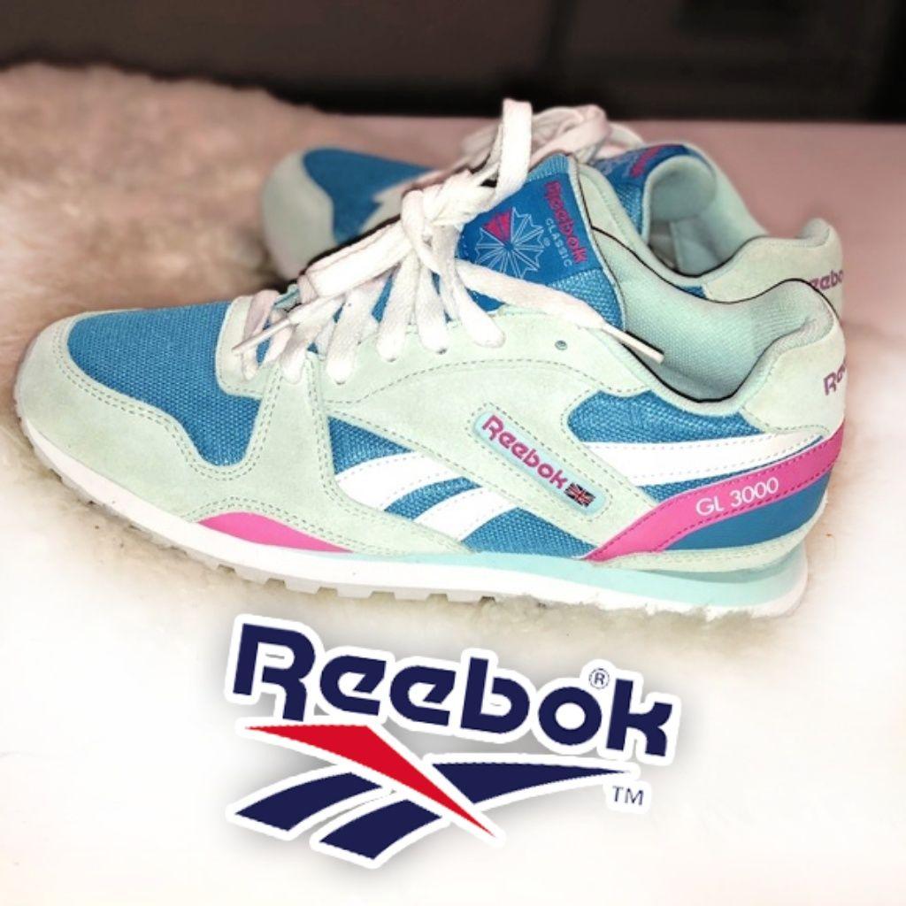 Light Pink Reebok classics Size 8.5