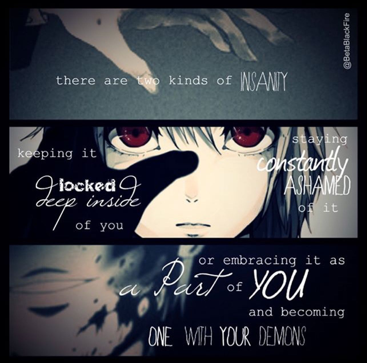 Sad Depressing Quotes: Pin By Ghanishth Khandelwal On Anime