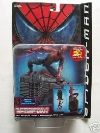 Super Poseable Spider Man : super, poseable, spider, Spider-Man, Movie, Super, Poseable, Figure, Marvel, Spiderman, Action, Figure,, Toys,, Figures