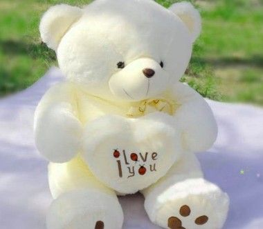 peluches de amor para mi novia enormes | osos achuchables