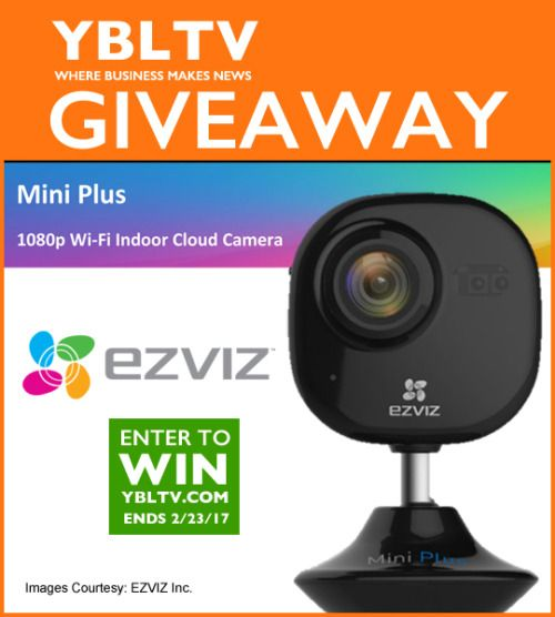 a7079a75e8f Win a EZVIZ Mini Plus 1080p Wi-Fi Indoor Cloud Camera  WW ... IFTTT reddit  giveaways freebies contests