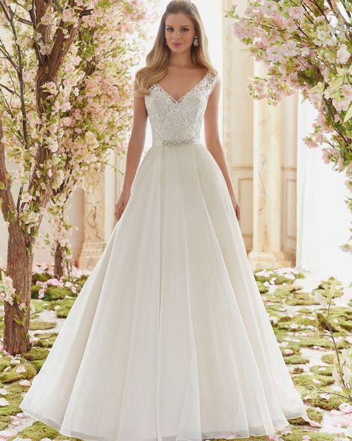 Hochzeitskleid Ivory – Valentins Day