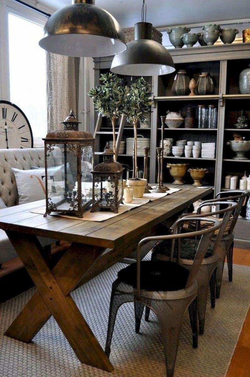 farmhouse dining table set