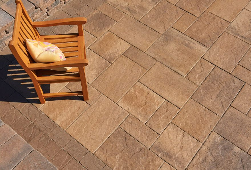 Residential Backyard Makeover Covered Patio Pavers