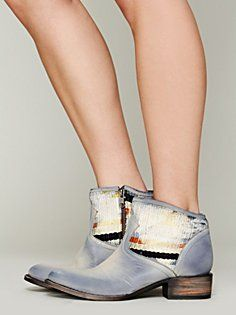 Bandera Boot in shoes-boots