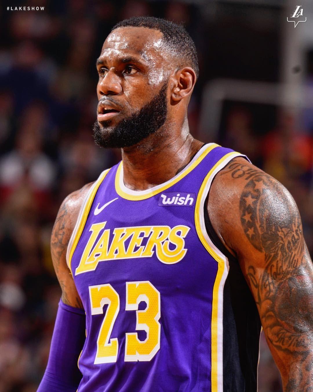 Los Angeles Lakers on Instagram