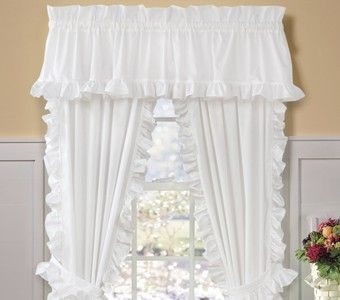 Curtain Bath Outlet Cape Cod Panel Pair
