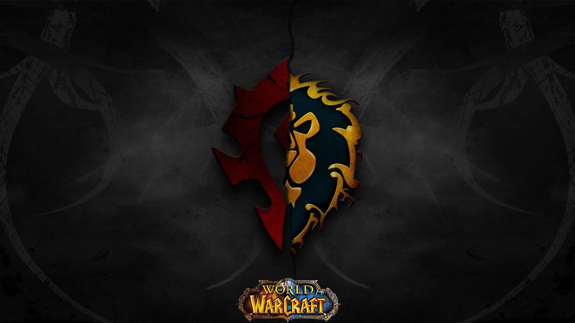 World Of Warcraft Alliance Vs Horde Hd Images Wallpaper