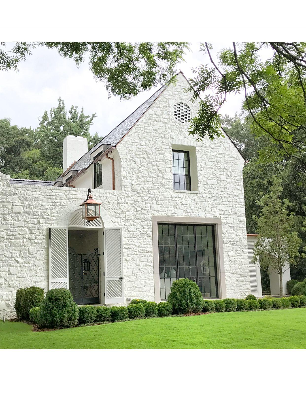 Paul Bates Architects Stone House Facade House Brick Exterior House Stone Exterior Houses