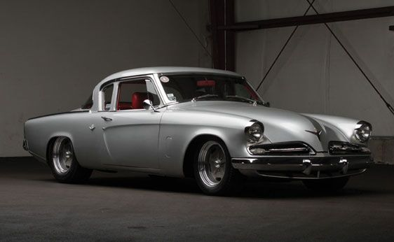1953 studebaker champion custom starlight coupe le bella - 1953 studebaker champion starlight coupe ...