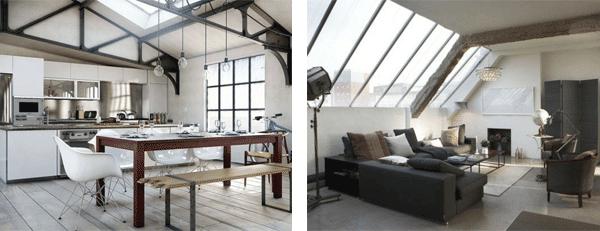 Urban Interior Design urban style. online design teacher | i heart interior design