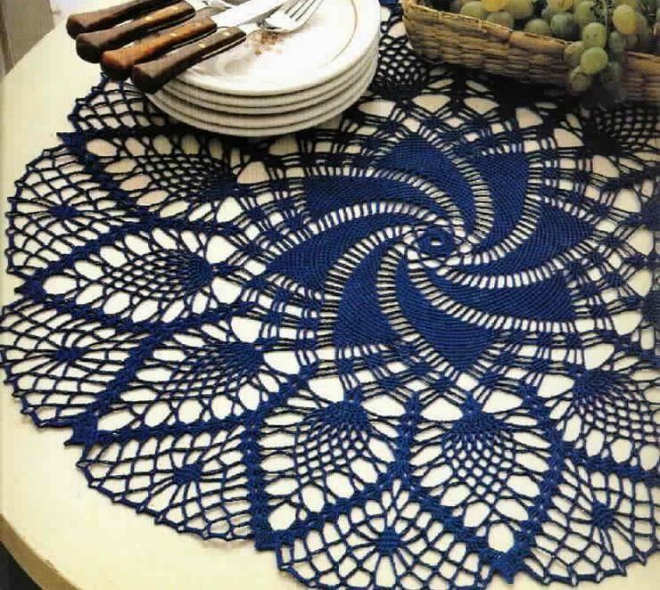 Crochet Doily Diagram On Pinterest Crochet Doily Patterns Crochet