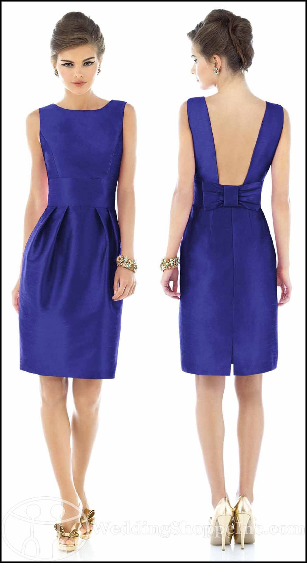 Alfred sung real bridesmaids google search like the shape of the super cute alfred sung dress for the dress you really can wear again as proof some of the b ella girls themselves own this dress ombrellifo Gallery