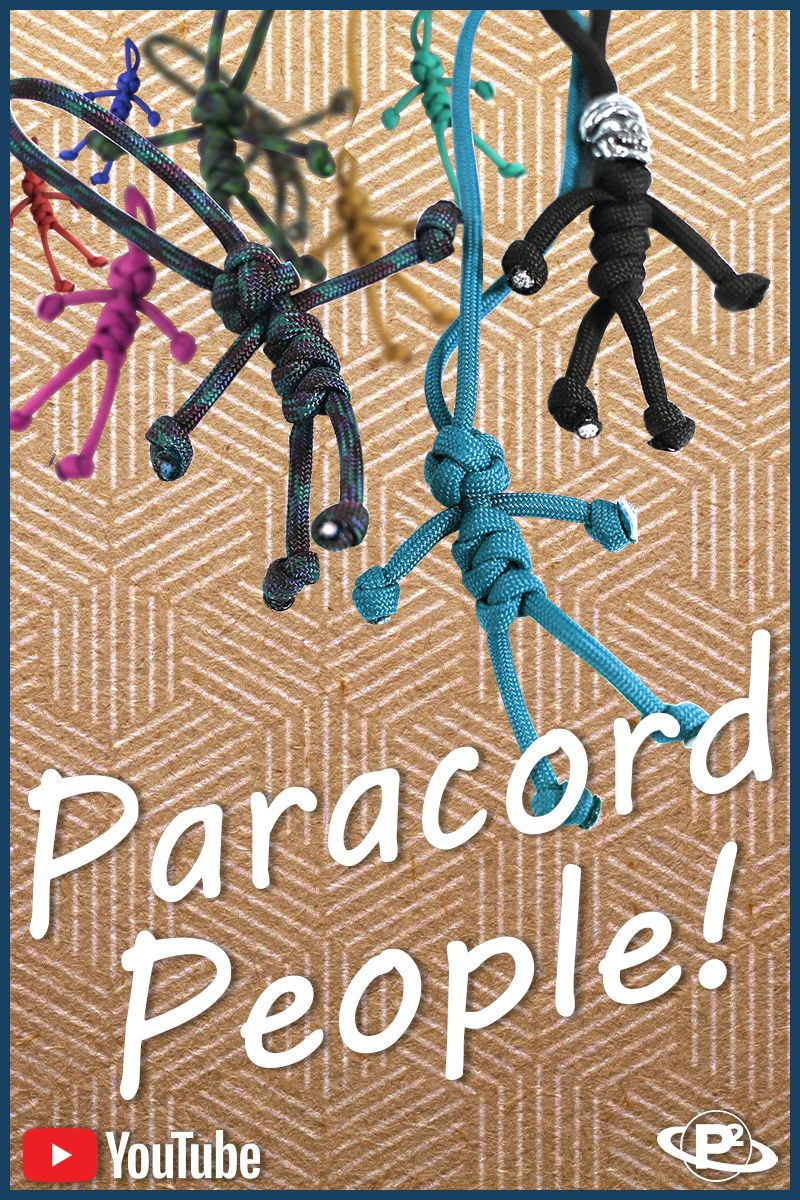 Photo of Paracord People Tutorial