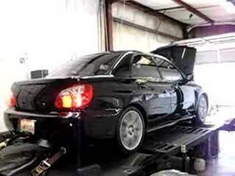 2005 WRX Cobb Stage 2 Dyno Results Uploaded on Jan 19, 2008