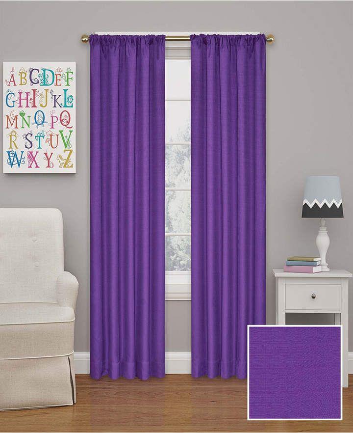 Ellery Homestyles Eclipse Kendall Blackout Window 42 X 54 Curtain