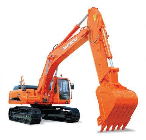Daewoo Doosan Solar 340lc V Crawler Excavator Operation Maintenance Manual Daewoo Excavator Repair Manuals