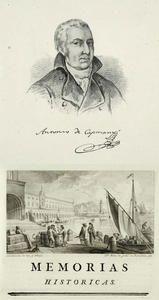 Antoni de Capmany i de Montpalau, un precursor. Del 12/09/2013 al 13/10/2013