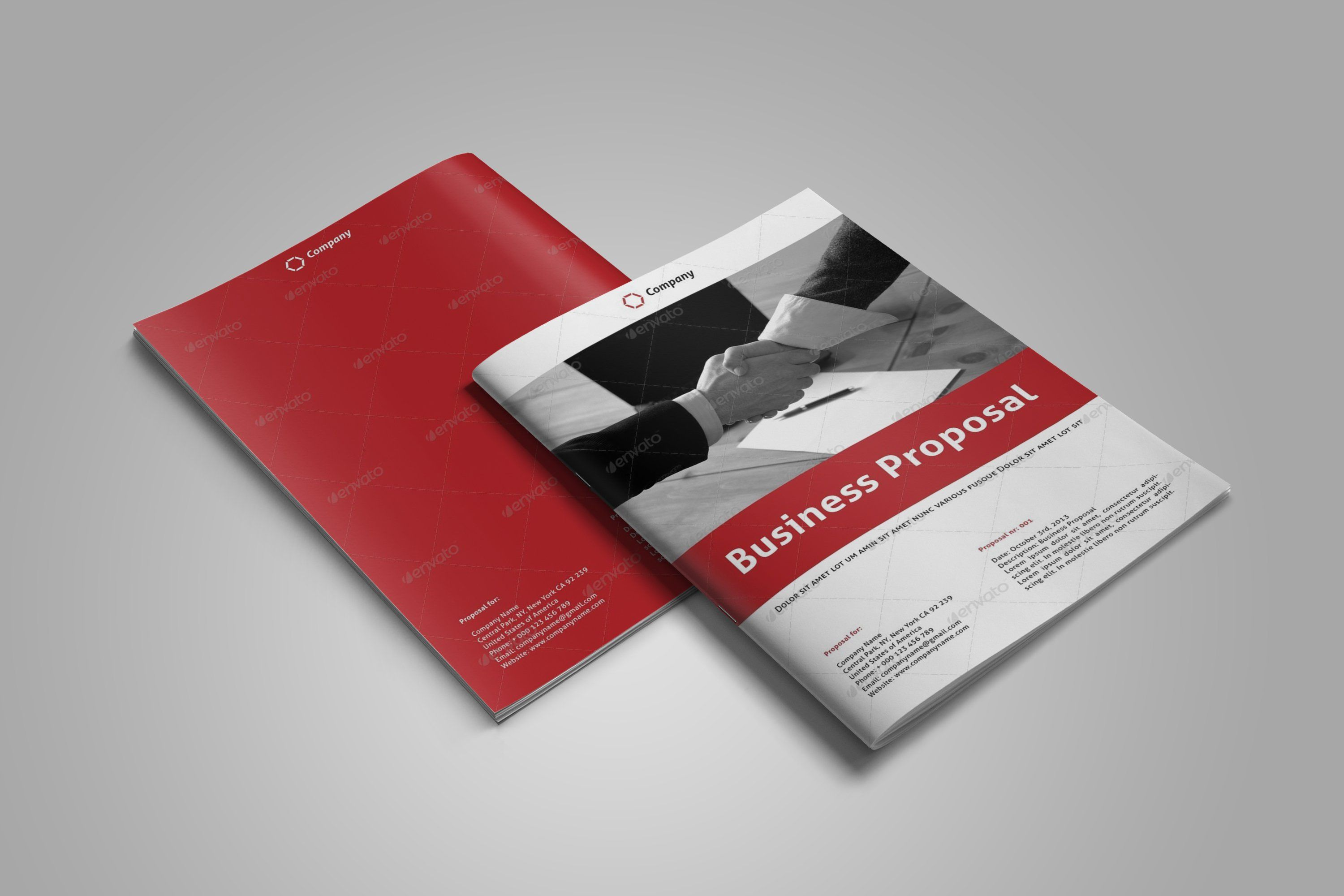 Business Proposal Template Business Proposal Template Proposal