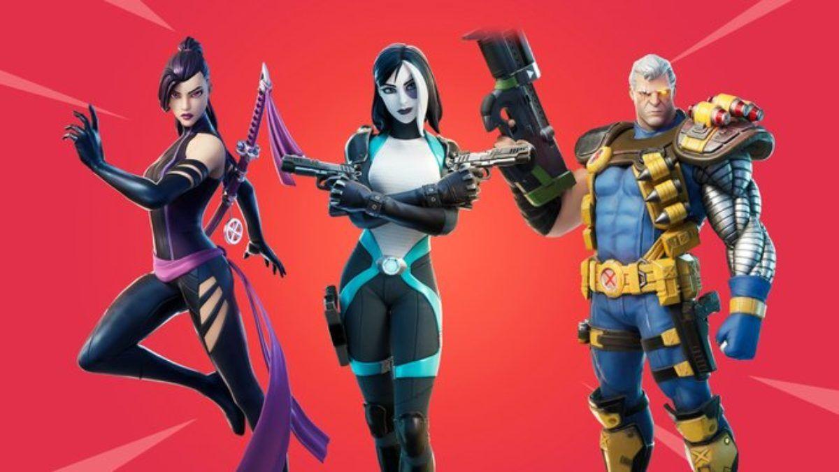 تحاول لعبة فورت نايت إضافة أسلحة جديدة باستمرار وذلك لكي يستغلها اللاعبون ويقومون بالمناورة بها وإعطاء المواجهات الت Fortnite Superhero Team Marvel Superheroes
