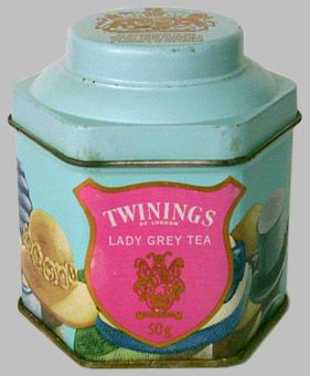 the perfect afternoon tea: twining's lady grey