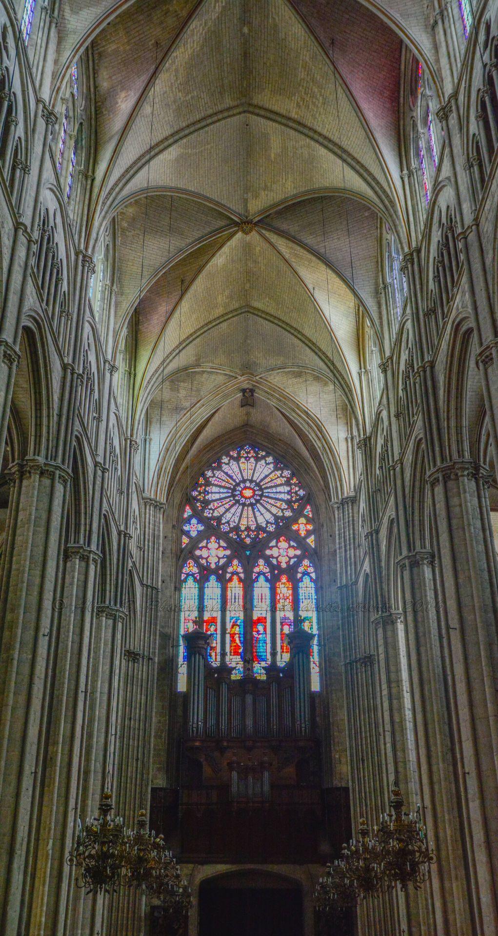 Cathédrale Saint étienne de Bourges Mise au Tombeau