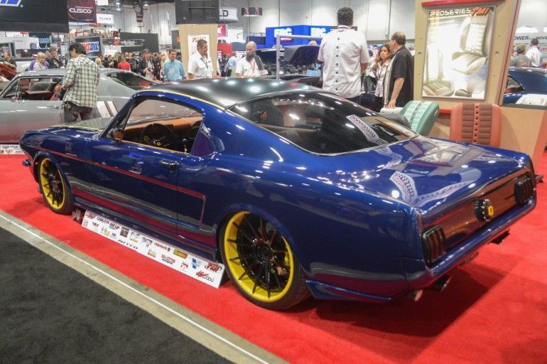 Cars of the SEMA Show 2014 (Photo: C.C. Weiss/Gizmag)