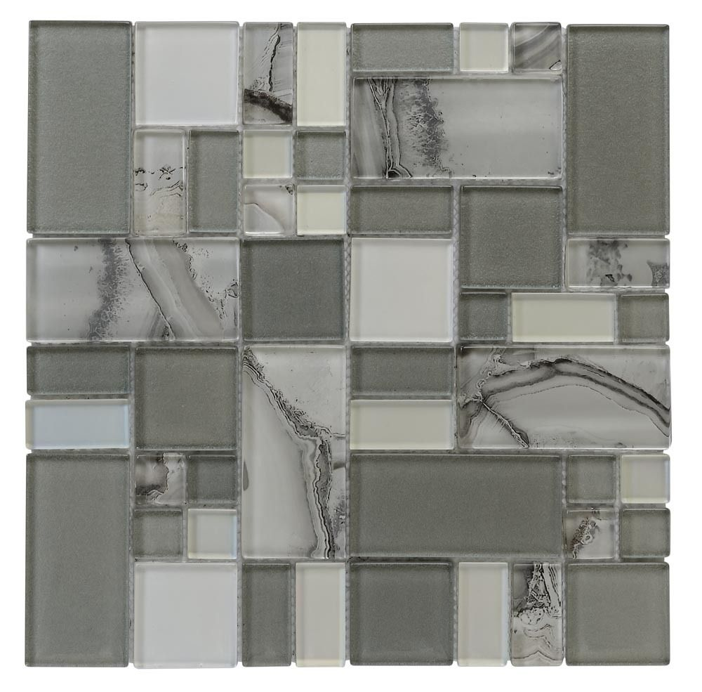 pin by mineral tiles on new arrivals glass mosaic tiles mosaic rh pinterest com