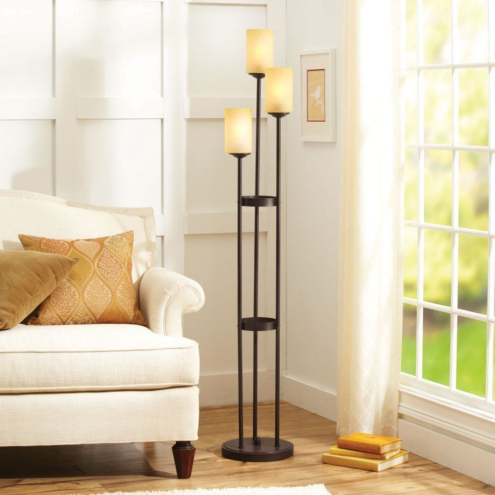 Floor Standing Lamp Contemporary Bedroom Ambient Light Living Room