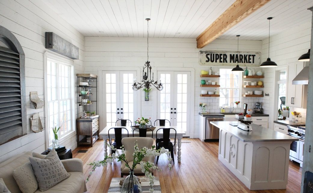 How to Design an Open Concept Space