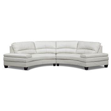 american signature furniture modena ii leather 2 pc sectional rh pinterest co uk