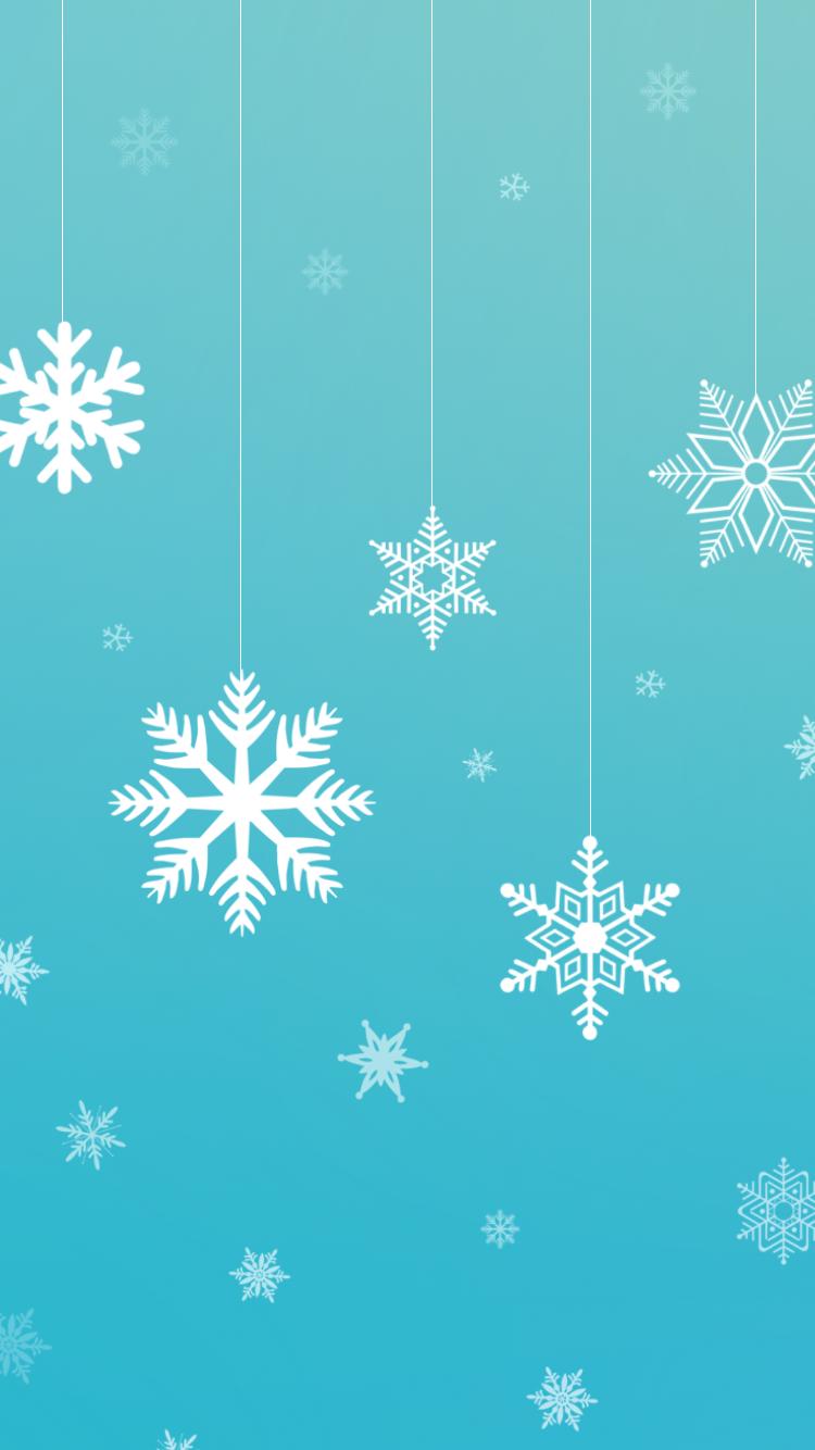 Snowflake Vector Wallpaper Free Holiday Iphone Wallpaper Backgrounds Wallpaper Iphone Christmas Holiday Iphone Wallpaper Holiday Wallpaper