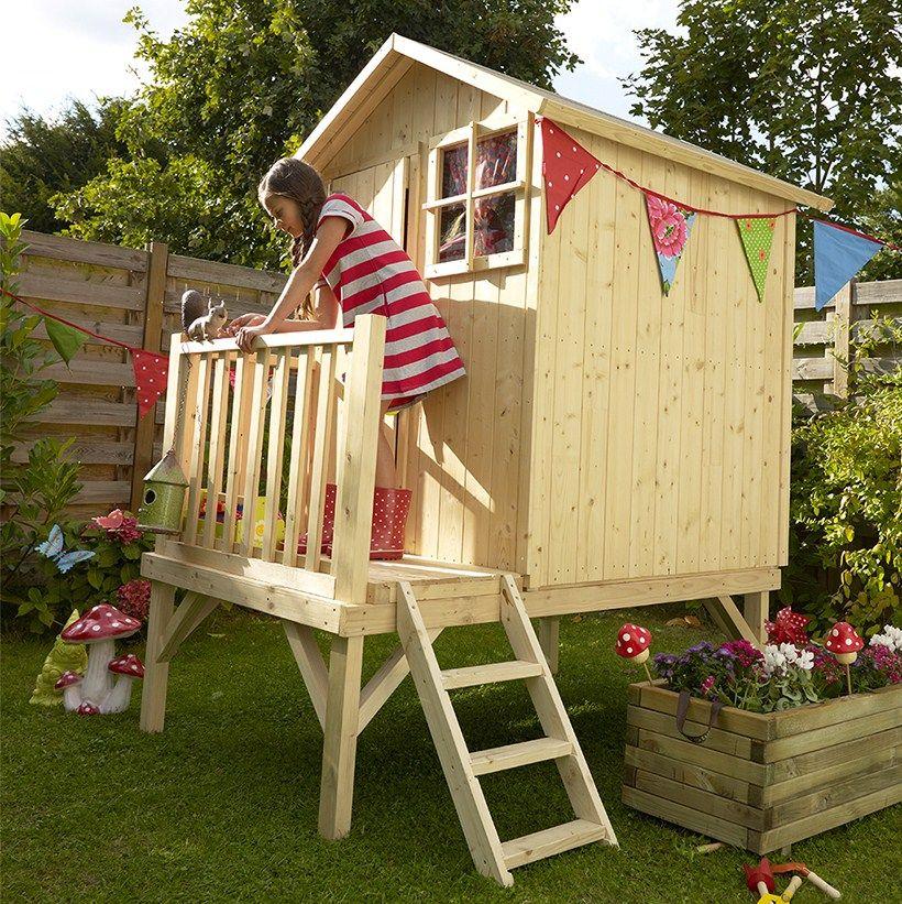 liste 2013 jolies cabanes en bois enfant sur pilotis. Black Bedroom Furniture Sets. Home Design Ideas
