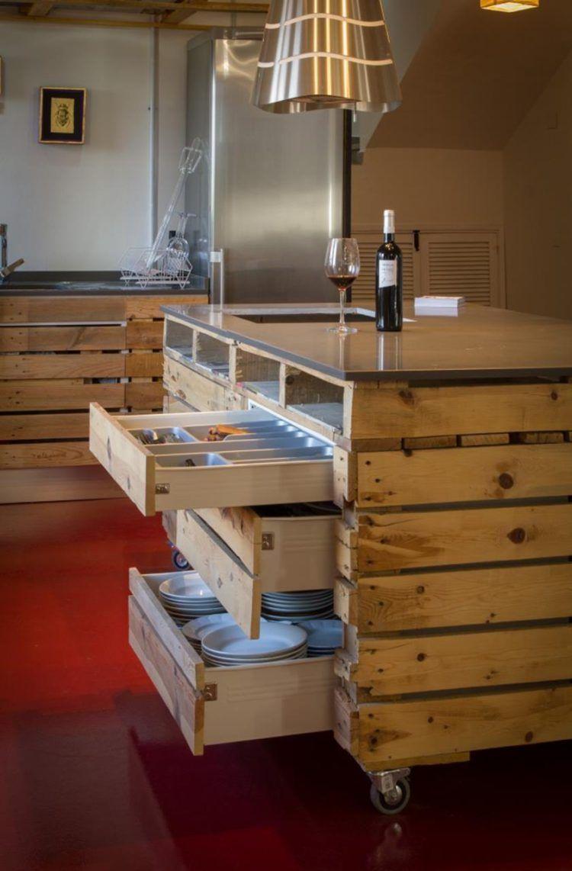 Künstlerisch Coole Möbel Das Beste Von Upcycling: Möbel Aus Alten Paletten – Teil