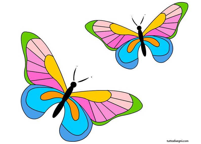 Risultati immagini per farfalle disegni farfalle disegni for Immagini farfalle da ritagliare