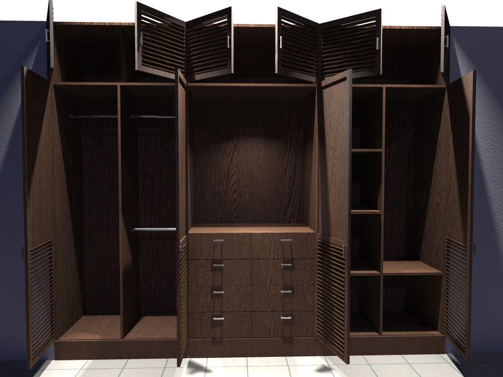 Muebles De Habitaci N Render Producci N Siete Comunicaci N  # Muebles Digitales